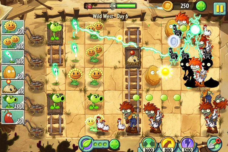 โหลด plants vs zombies 2 โดยเซียน mooping