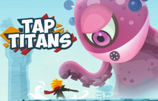 tap titans review